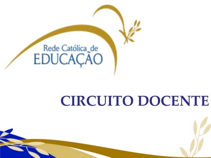 CIRCUITO DOCENTE