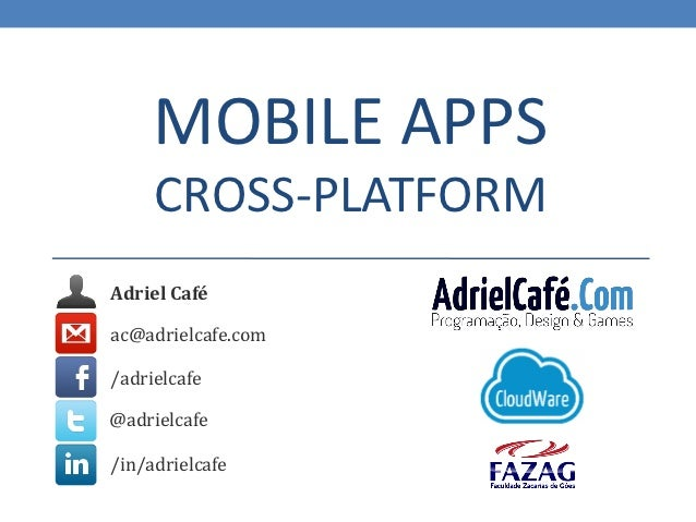 Mobile Apps Cross-Platform