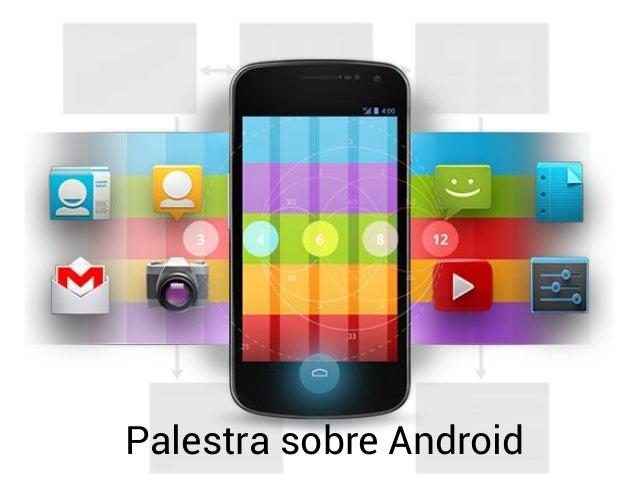 Palestra sobre Android