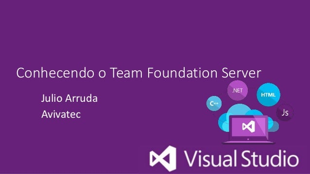 Conhecendo o Team Foundation Server