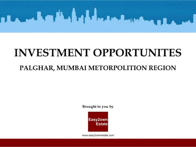 Vaibhav VBHC Palghar Investment Opportunity