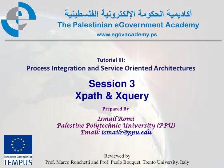 Pal gov.tutorial3.session3.xpath & xquery (lab1)