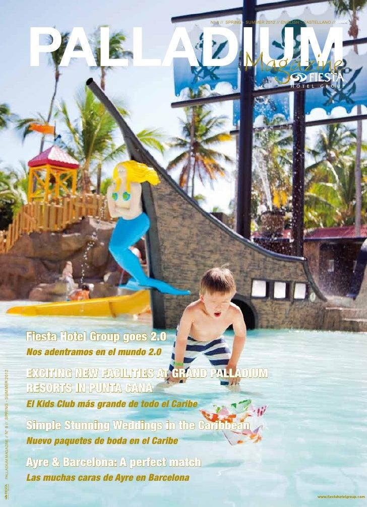 Palladium Magazine primavera verano 2012