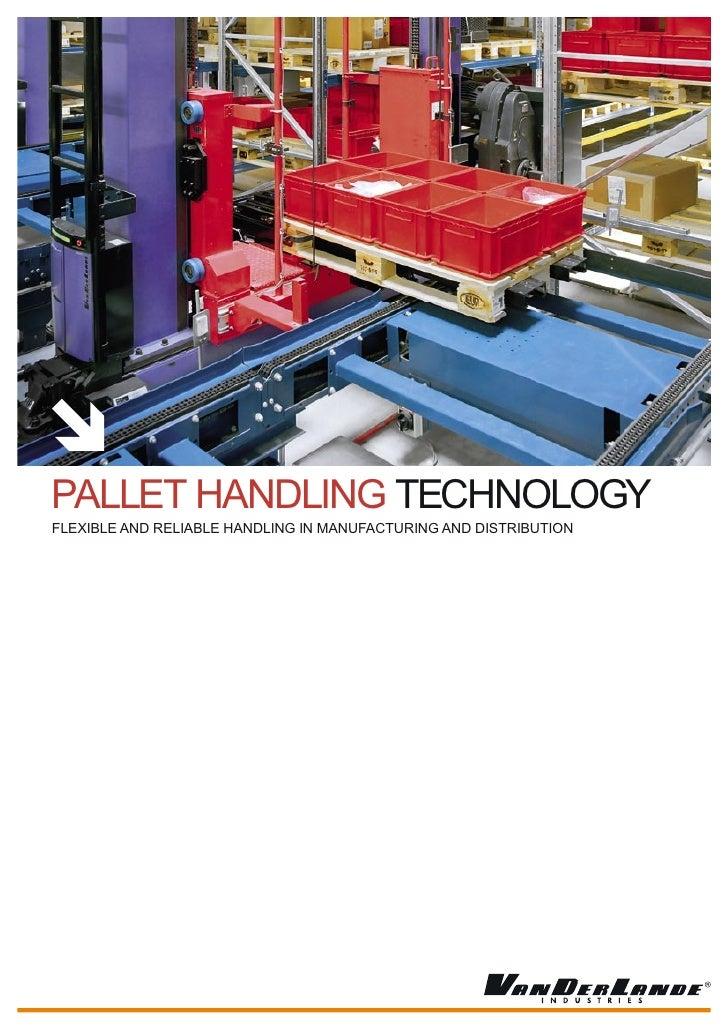 Pallet Handling Technology Publ 2130 En