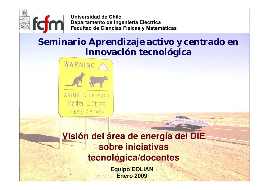 La cooperación universitaria entre Chile y Alemania        Universidad de Chile                        - resultados y pers...