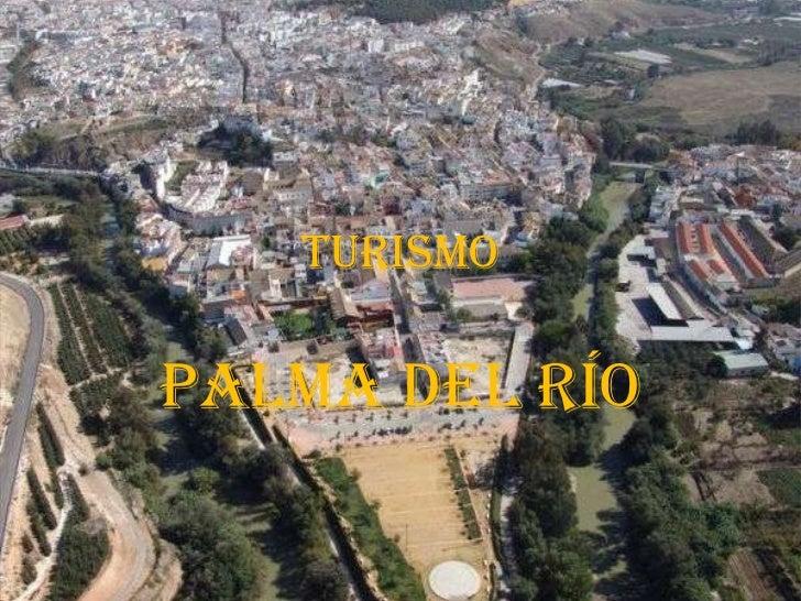 turismo<br />Palma del Río<br />
