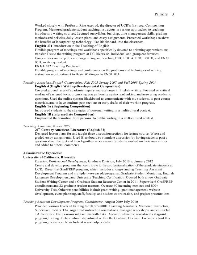 resume abbreviations cv