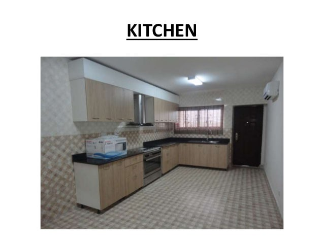 Palm springs estate lagos nigeria 4 bed room houses for Kitchen designs in nigeria
