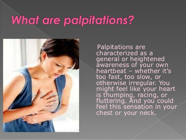 How to Reduce Heart Palpitations