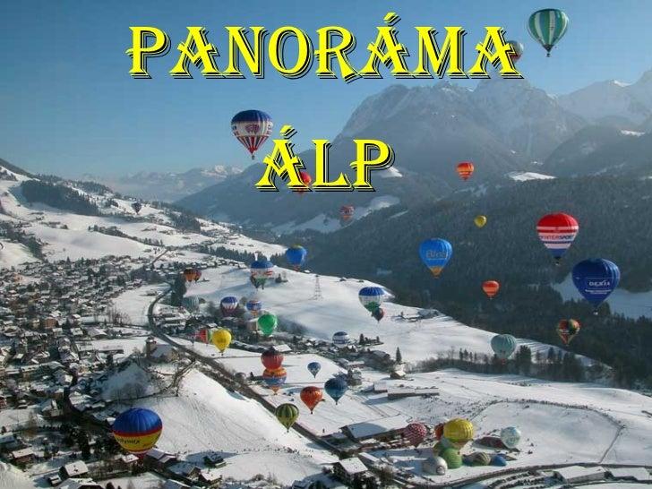 alpy   panorama