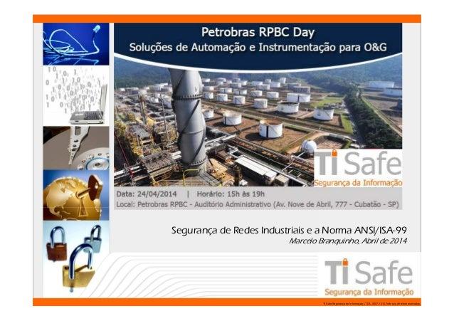 Palestra - Evento Petrobras RPBC Day
