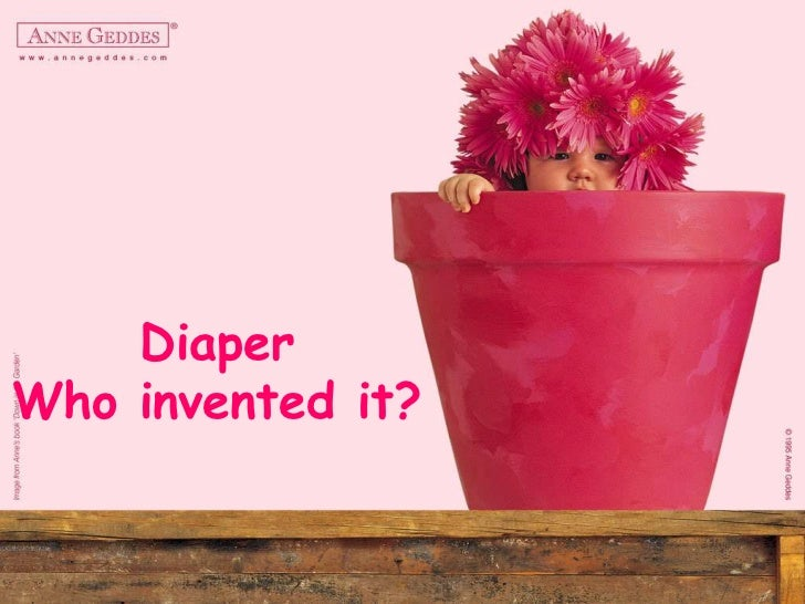 Diaper Who invented it?<br />