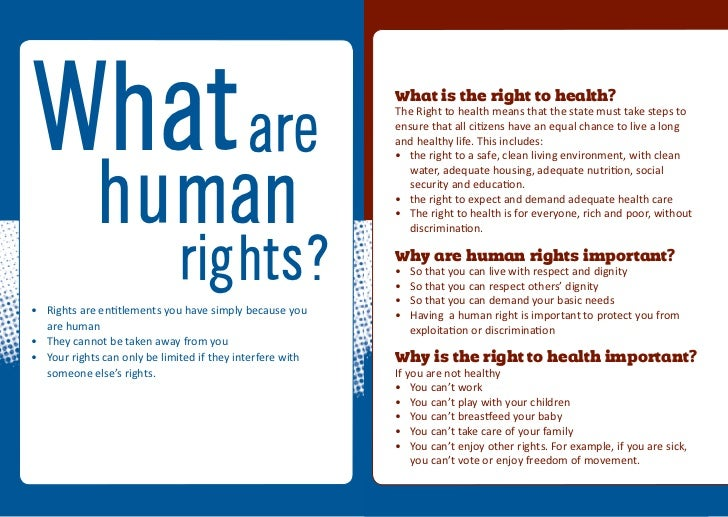 why are human rights important essay Child rights importance child rights are fundamental freedoms and the inherent rights of all human beings below the age of 18 why are child rights important.