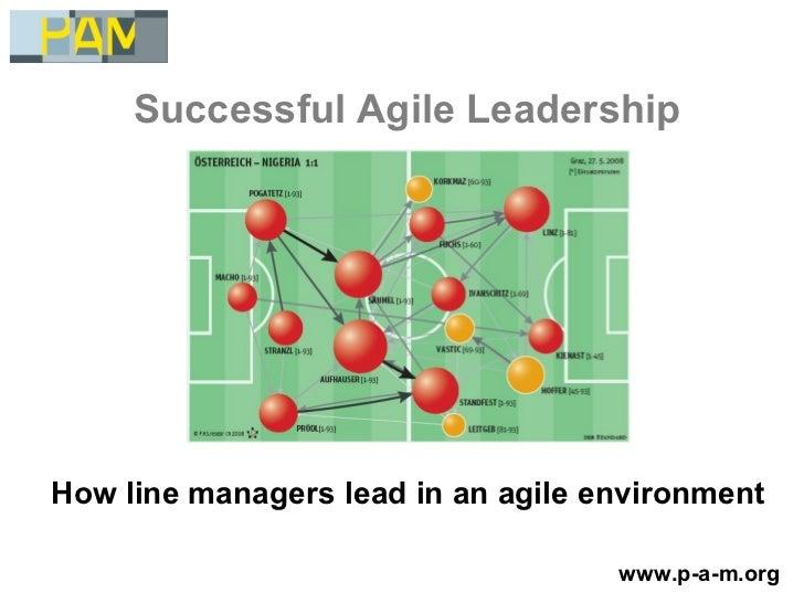 Pam successful agile leadership   presentation in munich february 2012 v2