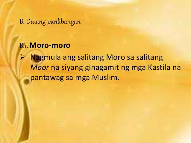 moro muslim singles The leadership row earlier prevented the house from ratifying a muslim  autonomy bill that was part of a peace deal with the 11,000-strong moro.