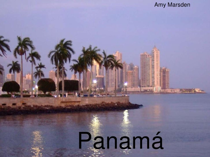 Amy Marsden<br />Panamá<br />
