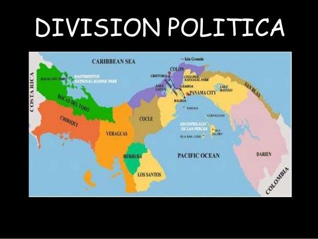 Division Politica De Panama Map Of Panama Panama Map Stock Vector Image Of Atlas Detailed