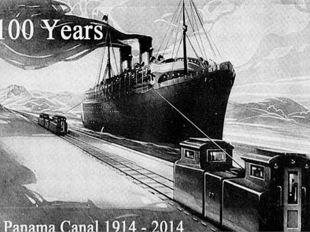 Panama Canal celebrates100th anniversary