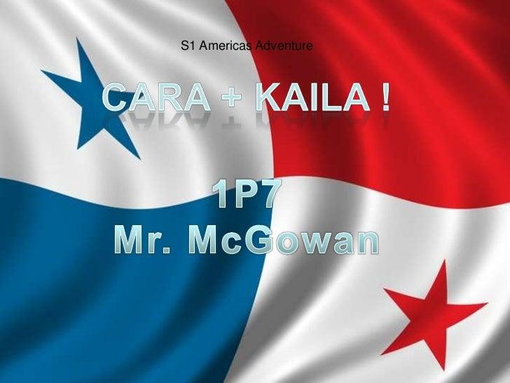 Panama kailacara...