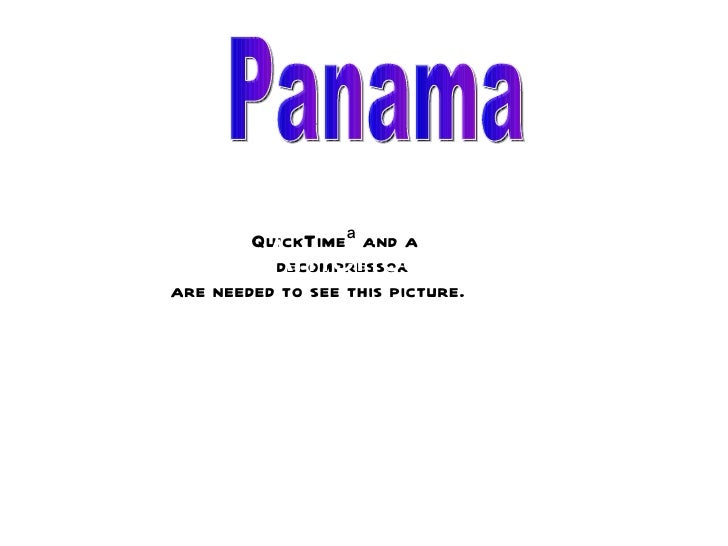 Panama powerpoint