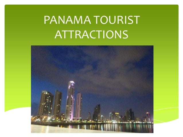 Panama tourist attractions