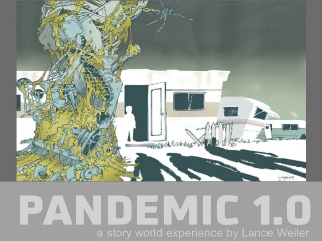 Pandemic 1.0 at Sundance