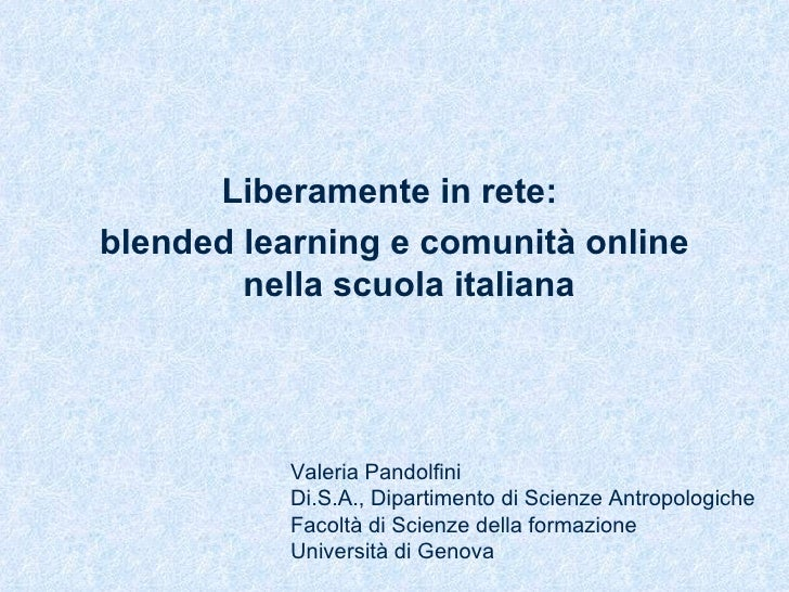 Forum Giovani Ais Vi Edizione Valeria Pandolfini