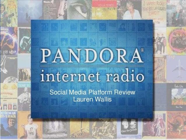 S Social Media Platform Review Lauren Wallis