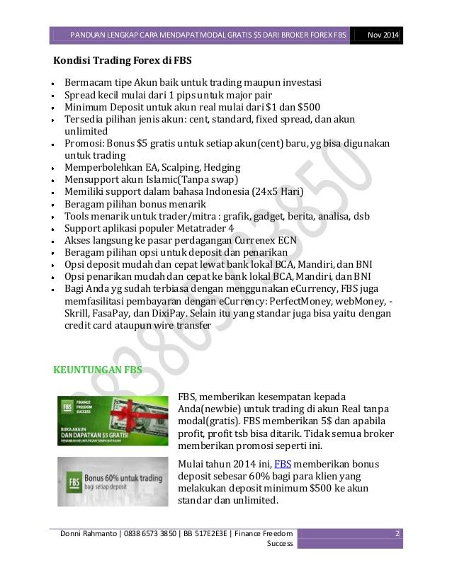 Petunjuk Makroekonomi Utama - Markets com