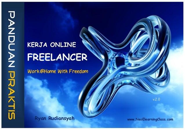 Panduan Praktis Kerja Online Freelancer 2.0
