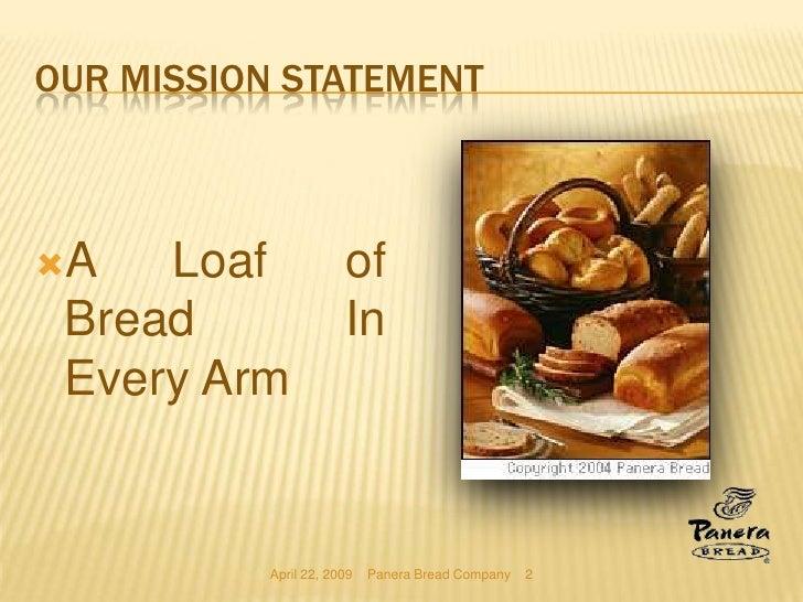 panera bread case study financial analysis