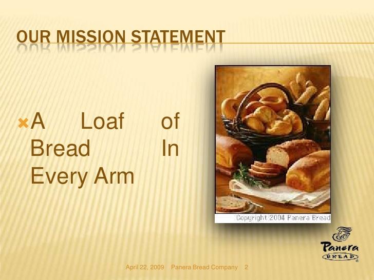 panera bread company essay