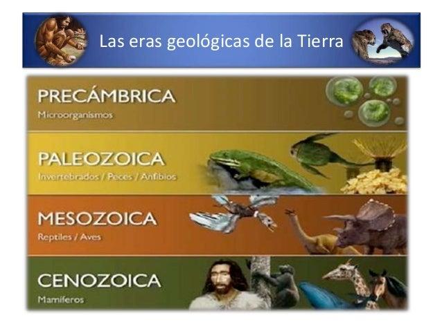 Eras Geologicas Pangea Las Eras Geol Gicas de la