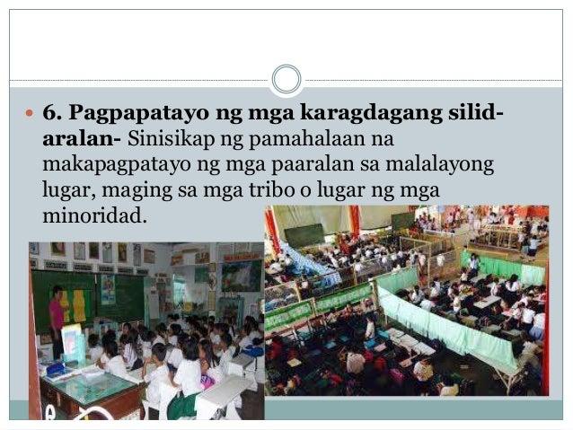 out of school youth sa pilipinas Hindi dapat gumaya ang pilipinas sa ibang bansa na dinagdagan ang bilang sa paglobo ng bilang ng mga out-of-school youth, maging ang problema sa kawalan ng.