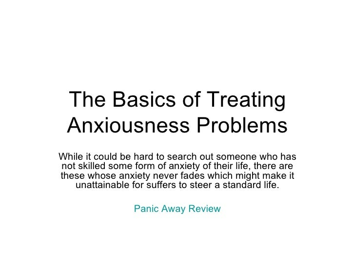 The Basics of Treating Anxiousness Problems While it could be hard to search out someone who has not skilled some form of ...