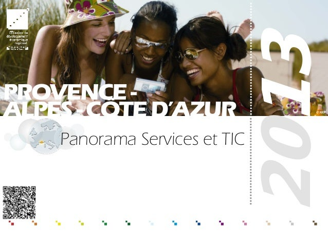 2013 Panorama Services et TIC PROVENCE- ALPES-CÔTED'AZUR © NXP