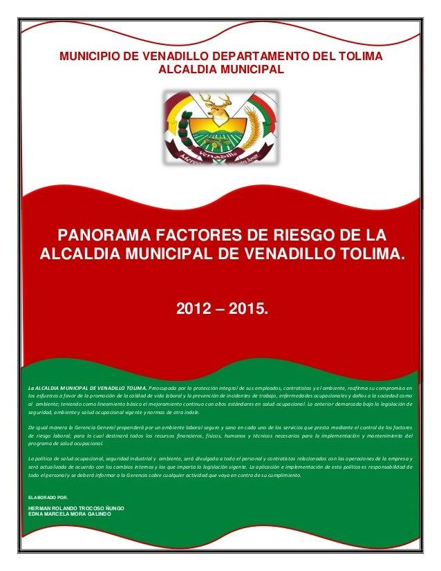 Panorama de factores de riesgo de salud ocupacional 2012. pdf
