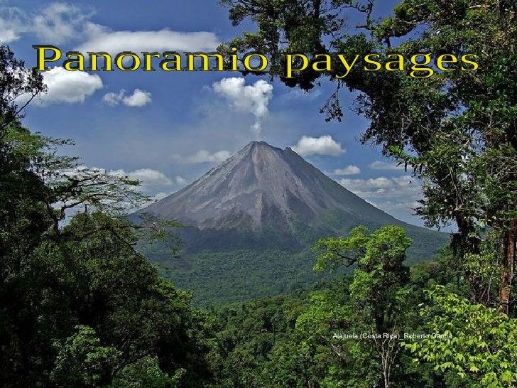 Alajuela (Costa Rica)_Roberto Garcia Panoramio paysages