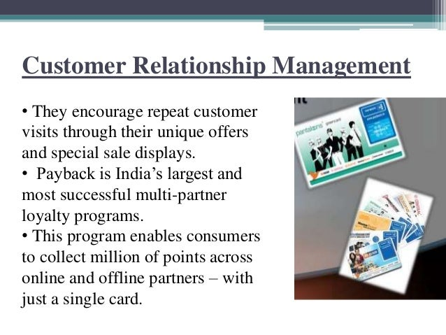 loyalty program for pantaloon The first citizen loyalty program, aimed at identifying and strengthening  relationships  unlike the loyalty programs of its competitors like pantaloons,  westside,.