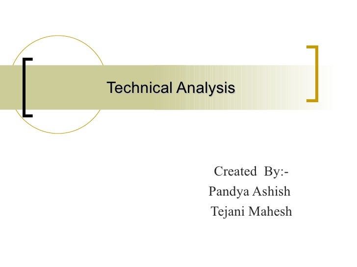 Technical Analysis By Pantej