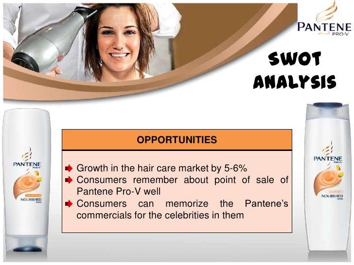 pantene targeting market