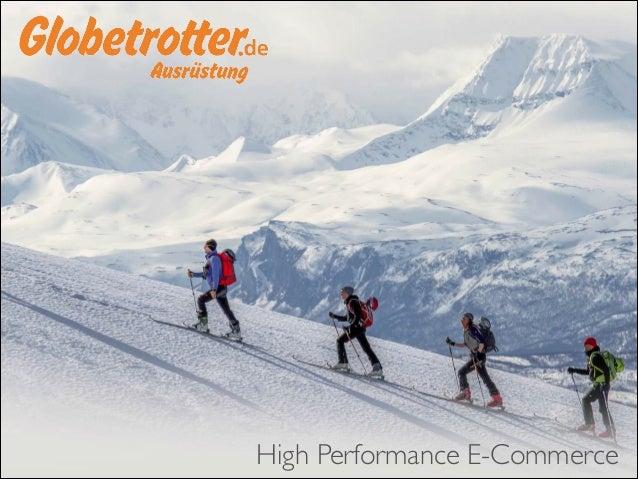 High Performance E-Commerce