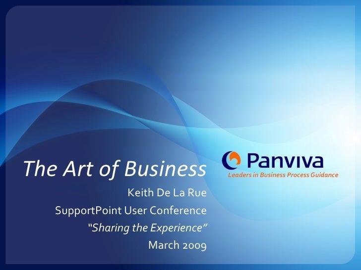 The Art of Business - Creativity, Communication & Collaboration