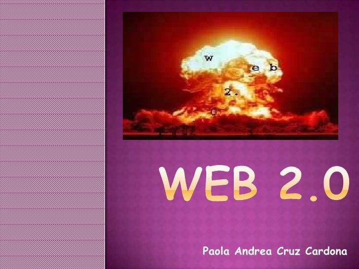 Paola andrea cruz cardona    10 1