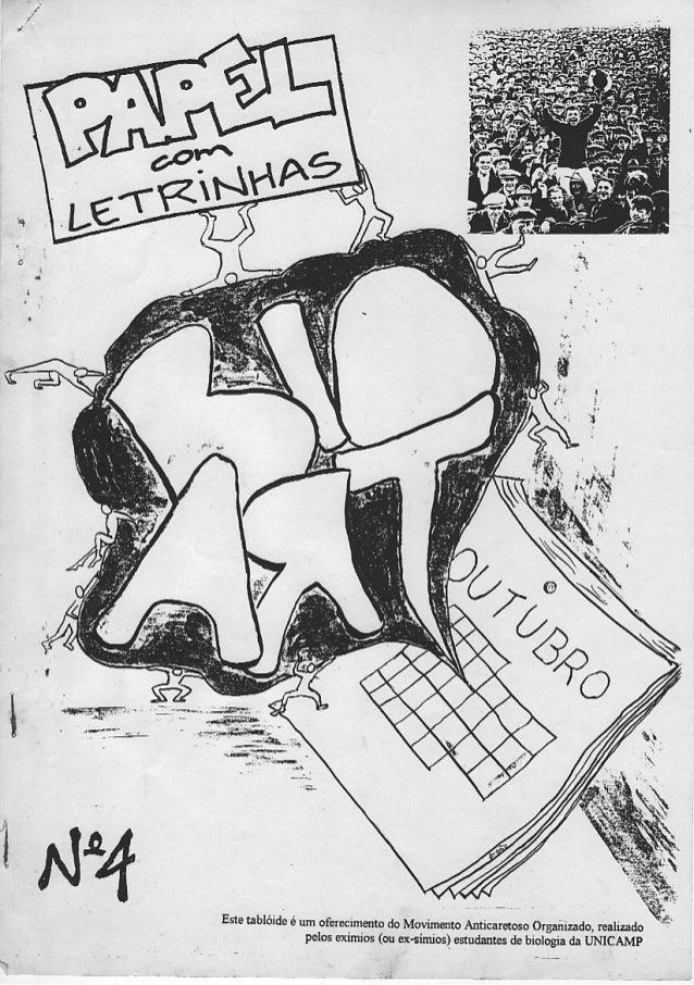 Papel com Letrinhas n.4