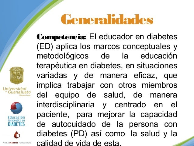 Papel del Educador en Diabetes
