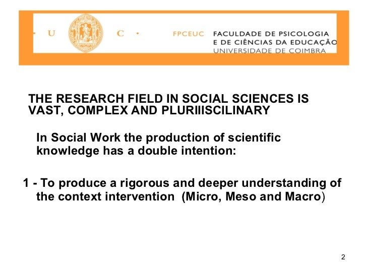 Social work research papers