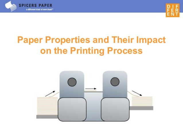 Paper Properties and Their Impact on the Printing Process