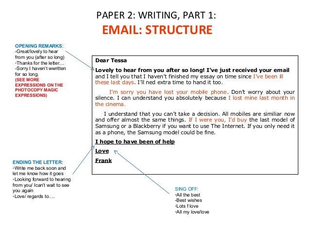 Essay Writing Paper