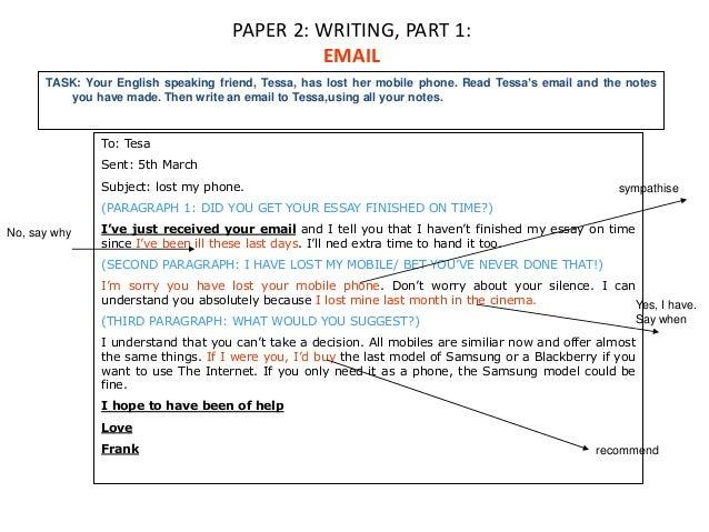 English Essay Writer